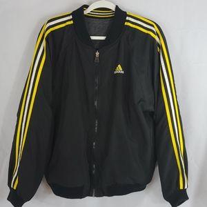 Adidas jacket reversible